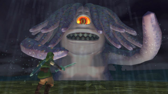 Daidagos Zelda Skyward Sword HD : Comment battre le Boss ?