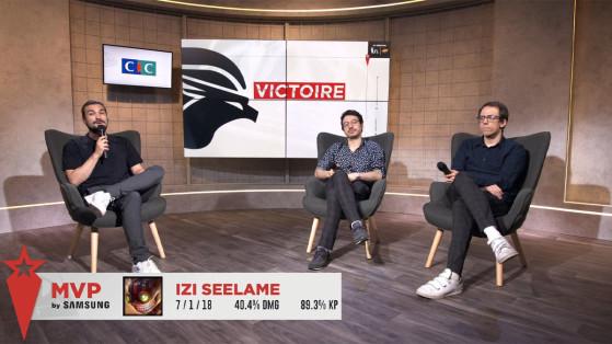LFL 2021 - Samsung Fantasy League : qui a marqué le plus de points en Semaine 7 ?