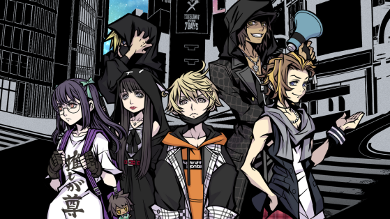 Test de NEO: The World Ends with You sur Nintendo Switch
