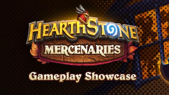 Marquez le 31 août sur votre calendrier pour la présentation du mode Mercenaires sur Hearthstone !