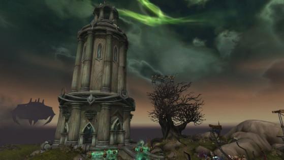 WoW : La Tour des Mages de Legion sera bel et bien de retour au Patch 9.1.5