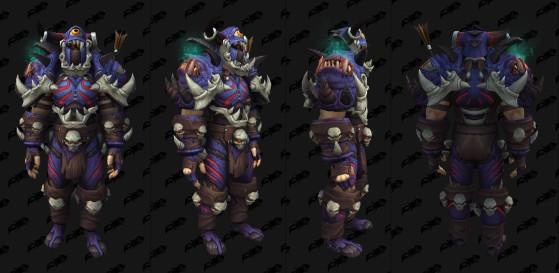 Ensemble pour le Chasseur - World of Warcraft