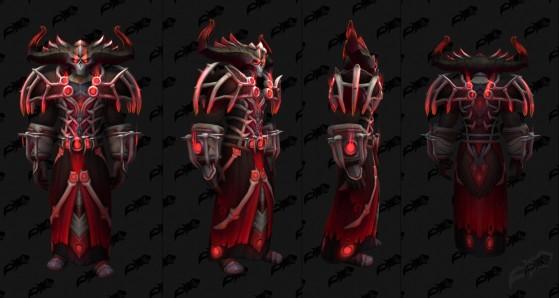 Ensemble pour le Démoniste - World of Warcraft