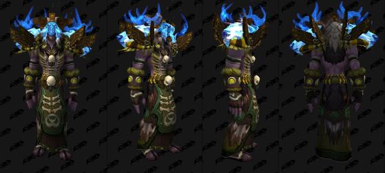 Ensemble pour le Druide - World of Warcraft