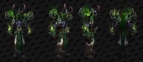 Ensemble pour le Chasseur de démons - World of Warcraft