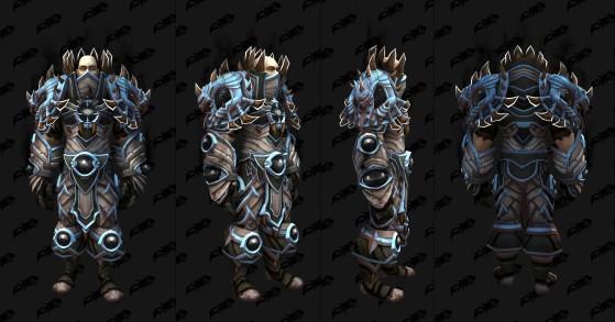 Ensemble pour le Prêtre - World of Warcraft