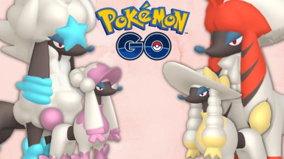 Couafarel Pokémon GO : comment obtenir toutes ses formes ?