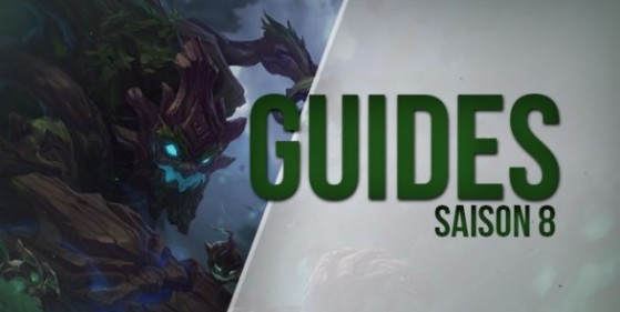 Guide Maokai, Jungle, S8