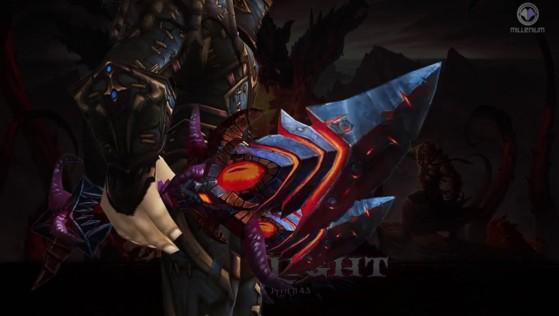 WoW 4.3 : Dagues légendaires Rogue