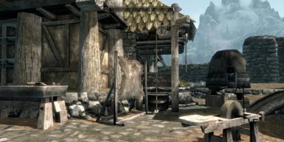 Skyrim : Le guide de la forge