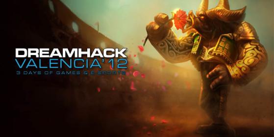 LoL : DreamHack Valencia 2012