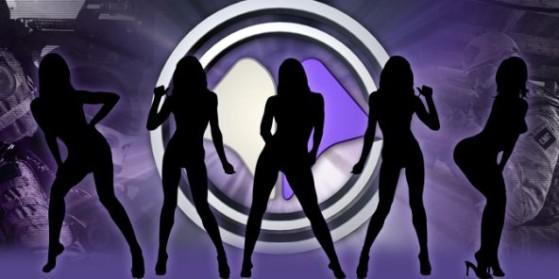 Millenium CS GO Girls