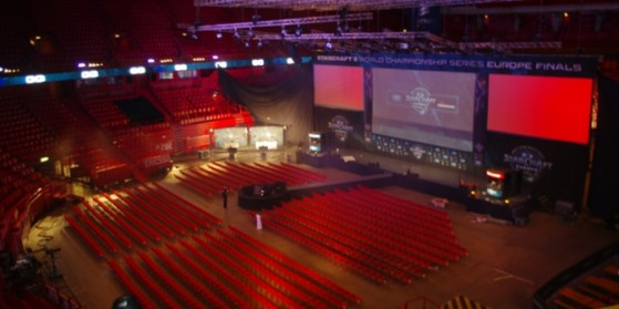 WCS Europe, les coulisses