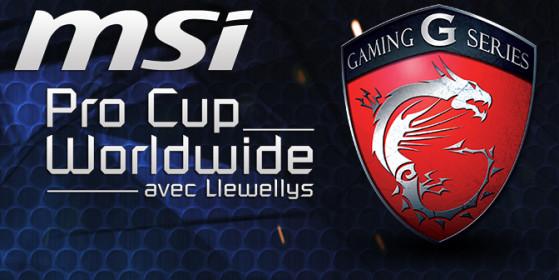 MSI Pro Cup Worldwide