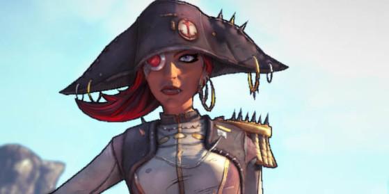 Le DLC du Capitaine Scarlett dispo