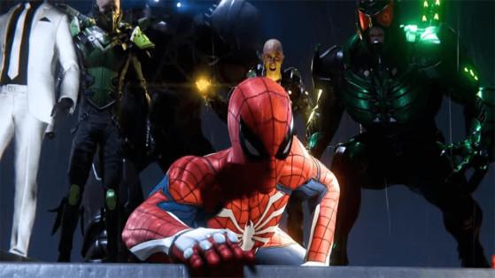 Soluce Spiderman PS4 : Toutes les bases