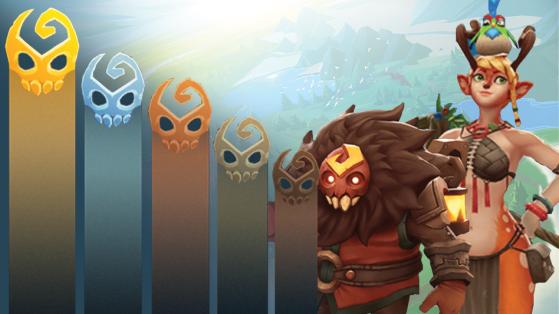 Battlerite royale : Tier list meilleurs champions