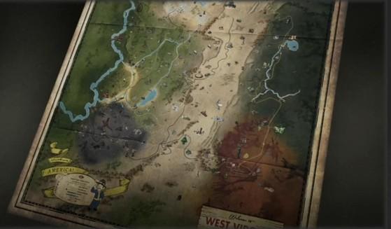 Guide Fallout 76 : Cartes aux trésors