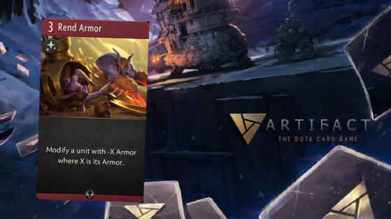 Artifact : Rend Armor