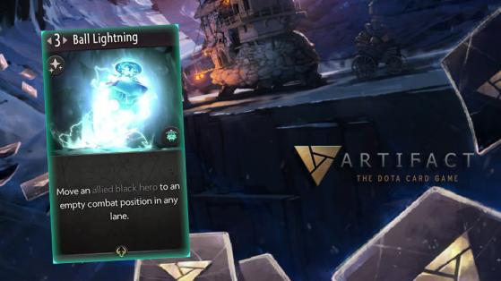 Artifact : Ball Lightning