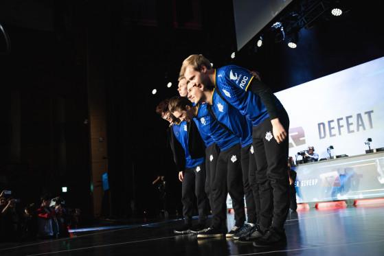 Worlds LoL 2018 quarts de finale : récaps' des matchs de G2 Esports
