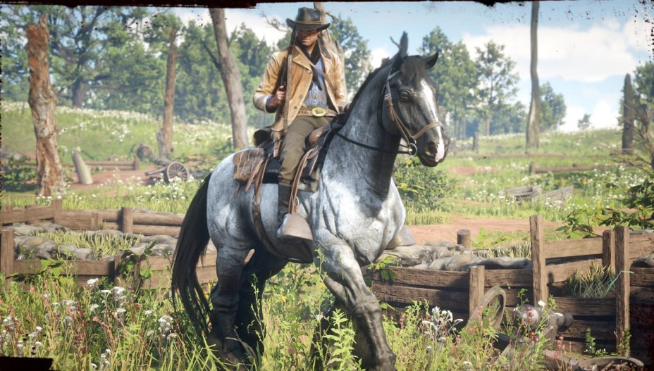 red dead redemption 2 pre download