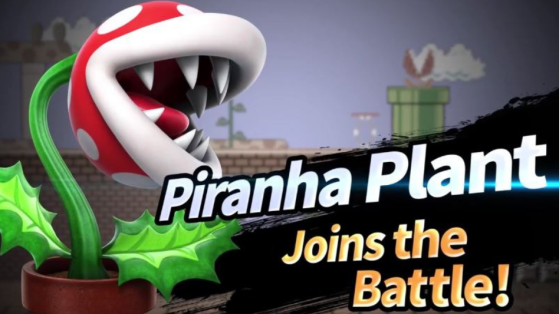 Super Smash Bros Ultimate : débloquer la Plante Piranha