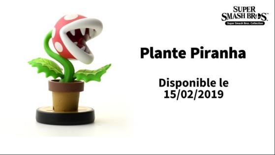 Super Smash Bros Ultimate Debloquer La Plante Piranha Millenium