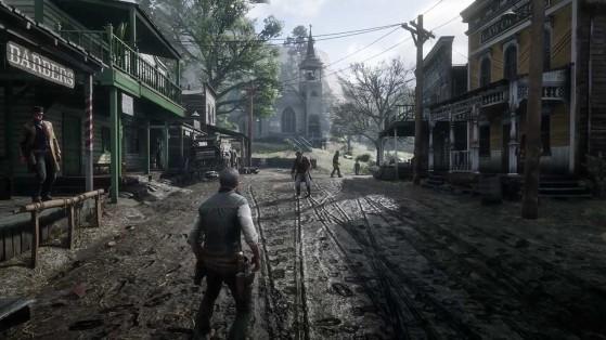 Guide Red Dead Online : Courses, deathmatchs, duels, modes de jeu...