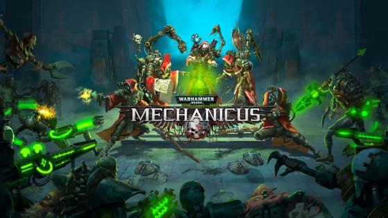 Test de Warhammer 40.000: Mechanicus sur PC, Mac, Linux