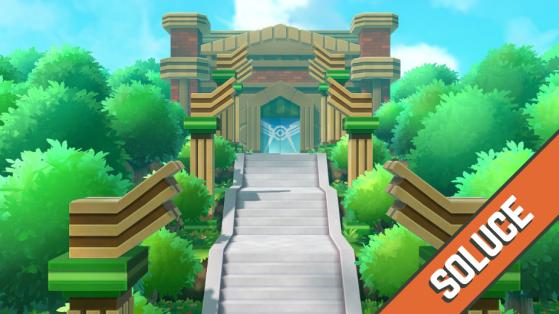 Soluce Pokémon Let's GO Pikachu Évoli - de Jadielle à la Ligue Pokémon