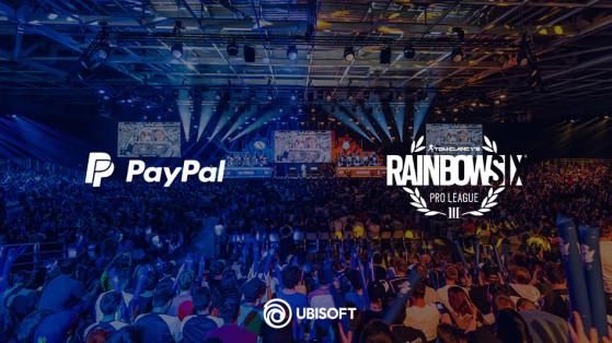Rainbow Six : un partenariat avec Paypal a été annoncé par Ubisoft