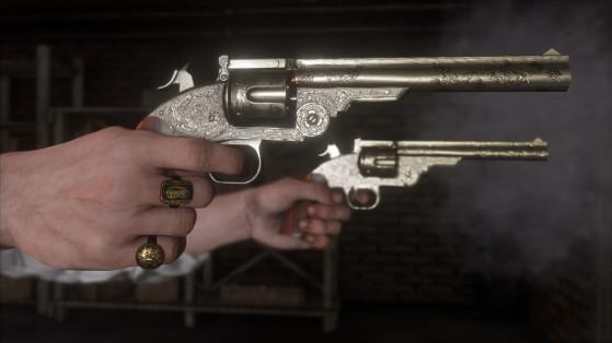 Guide Red Dead Redemption 2 : As de la gâchette, gunslinger, duel, arme