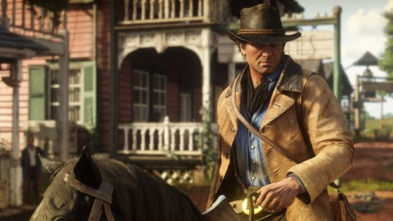 Red Dead Redemption 2 : Patch 1.03