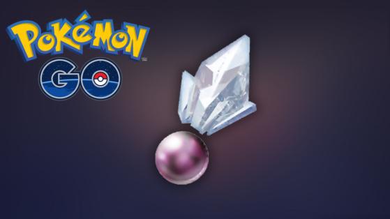 Pokemon GO : Pierre de Sinnoh