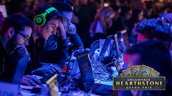 Hearthstone : Dreamhack Winter Suède 2018