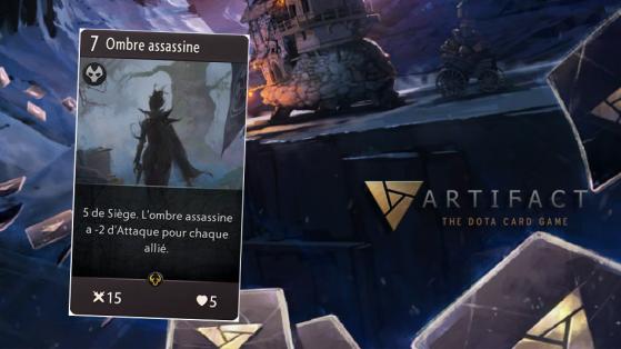Artifact : Ombre assassine (Assassin's shadow)