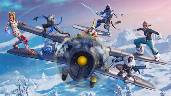 Fortnite : maj 7.00, mise à jour, patch note