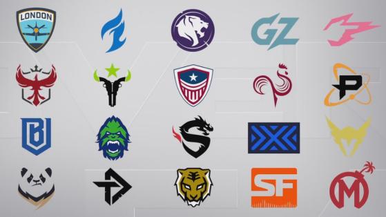 Overwatch League 2019 : Toutes les équipes de la Saison 2