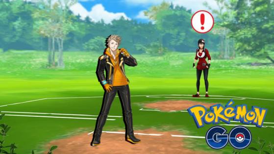 Pokemon GO PvP : combat Spark, entrainement