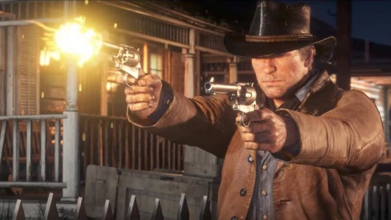 Red Dead Redemption 2 1.05 : Patch, mise à jour