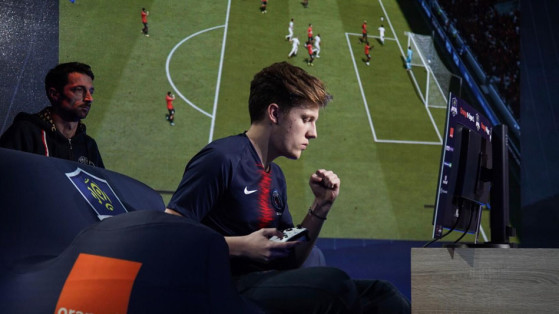 FIFA 19 : phases finales du tournoi d'hiver de l'Orange e-Ligue 1