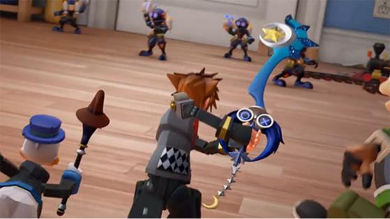 Kingdom Hearts 3 : Keyblades spéciales, bonus de précommande