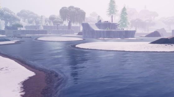 Fortnite : la neige commence à se retirer