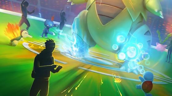 Pokémon GO : liste des raids