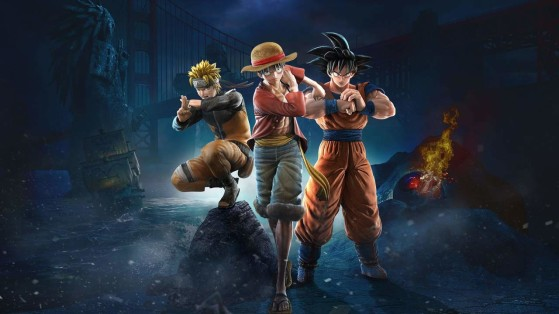 Test Jump Force sur PC, PS4, Xbox One