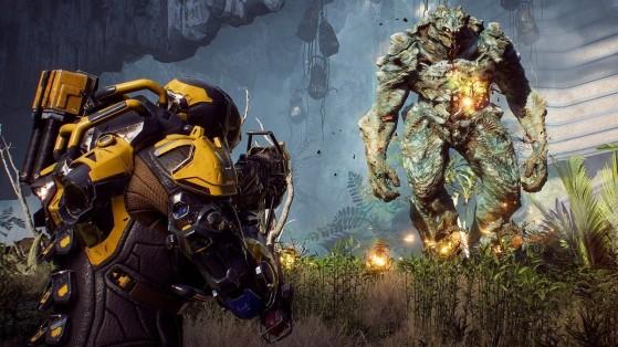 Guide Anthem : 4 titans, événement, la terre des géants