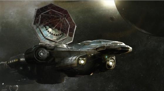 L'Endeavor est sans conteste le plus gros vaisseau scientifique existant à ce jour dans Star Citizen - Star Citizen