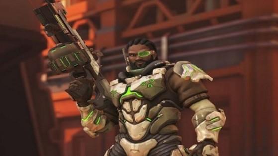 Overwatch : Baptiste, skin, intervention désert, PTR