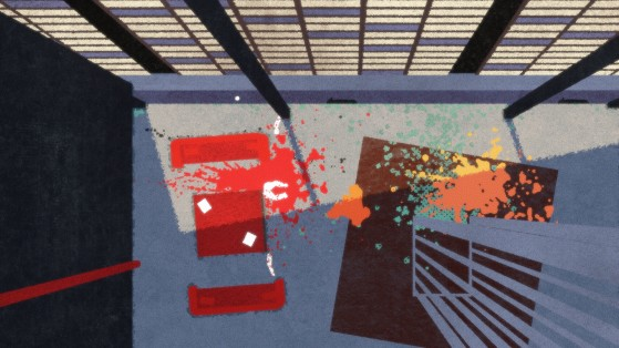 Le deuxième album se passe dans un gratte-ciel, dans une ambiance King Kong miniature. Évidemment, vous pouvez jeter par-dessus bord vos assaillants. - Millenium